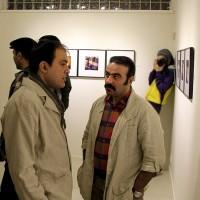 گزارش تصویری از افتتاحیه نمایشگاه عکستاگرام در گالری مهروا / عکاس: بابک حقی | عکس