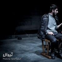 گزارش تصویری تیوال از نمایش مجلس مهتاب کشون / عکاس: سارا ثقفی | عکس