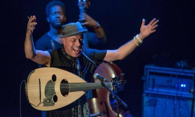 عکس کنسرت ظافر یوسف