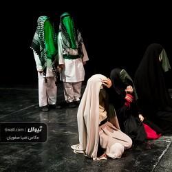نمایش قصه نیمروز قیامت | عکس