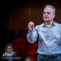 کنسرت ارکستر آرکو | گزارش تصویری تیوال از تمرین ارکسر آرکو، سری نخست / عکاس:سارا ثقفی | ارکستر آرکو ، ابراهیم لطفی