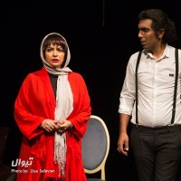 گزارش تصویری تیوال از نمایش شالی برای پاییز / عکاس: سید ضیا الدین صفویان | عکس