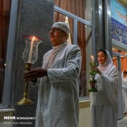 جشن باستانی سده در شیراز | عکس