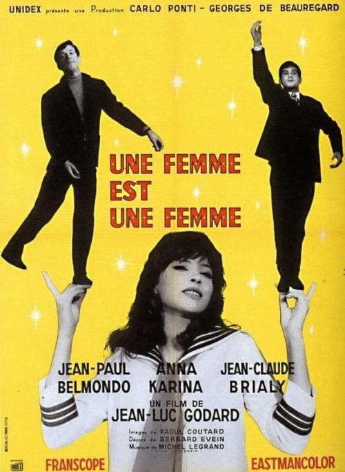 عکس فیلم زن، زن است