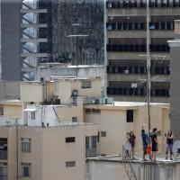 پنجره و بالکنهای جهان در روزهای کرونا   کاراکاس، ونزوئلا