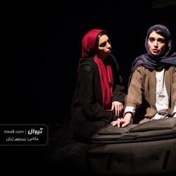 گزارش تصویری تیوال از نمایش مانداب / عکاس: پریچهر ژیان | عکس