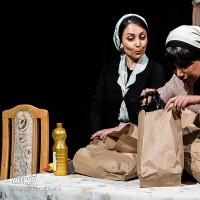 نمایش برای خرید که نباید پول داد | گزارش تصویری تیوال از نمایش برای خرید که نباید پول داد / عکاس: سید ضیا الدین صفویان | عکس