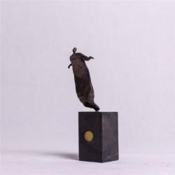 نمایشگاه در ندانستگی و سکوت من چیزی است که جریان دارد و آن خود من هستم. | عکس