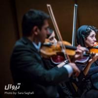 گزارش تصویری تیوال از کنسرت ارکستر آرکو، سری نخست / عکاس: سارا ثقفی | ارکستر آرکو