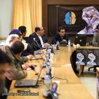 گزارش تصویری تیوال از نشست خبری سایت ایران آکتور / عکاس: حانیه زاهد | عکس