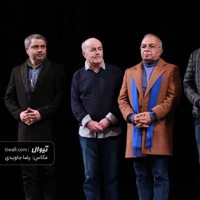 گزارش تصویری تیوال از مراسم اختتامیه سی و هشتمین جشنواره بینالمللی تئاتر فجر (سری دوم) / عکاس: رضا جاویدی | عکس