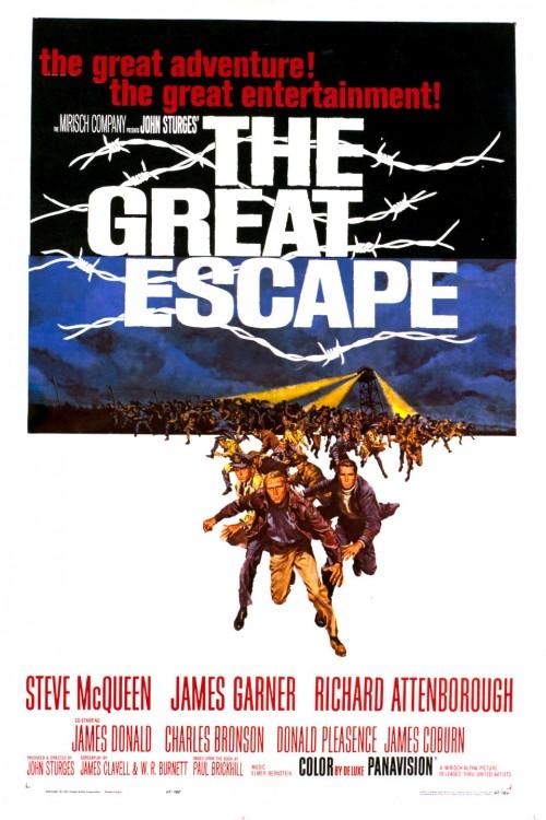 عکس فیلم فرار بزرگ