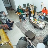 گزارش تصویری تیوال از تمرین گروه تیدا، سری دوم / عکاس: رضا جاویدی | گروه تیدا ترگل خلیقی