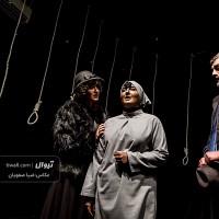 نمایش رکوئیم برای یک راهبه | گزارش تصویری تیوال از نمایش رکوئیم برای یک راهبه / عکاس: سید ضیا الدین صفویان | عکس