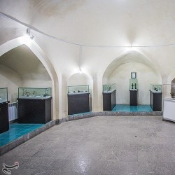 حمام چهارفصل اراک | عکس