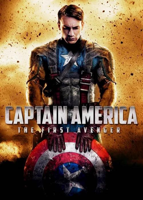 عکس فیلم کاپیتان آمریکا: نخستین انتقامجو