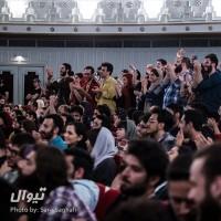 گزارش تصویری تیوال از اختتامیه بیست و دومین جشنواره بینالمللی تئاتر دانشگاهی (سری نخست) / عکاس: سارا ثقفی | عکس