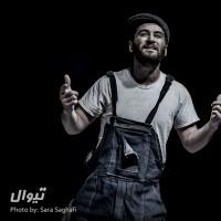 گزارش تصویری تیوال از نمایش روز باشکوه آقای گورکن / عکاس: سارا ثقفی   عکس