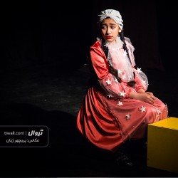 گزارش تصویری تیوال از نمایش خرونجک / عکاس: پریچهر ژیان   عکس