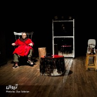 گزارش تصویری تیوال از نمایش جایی که پیاده رو تموم میشه / عکاس: سید ضیا الدین صفویان | عکس