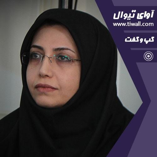 گفتگوی تیوال با الهام فخاری   عکس