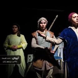 گزارش تصویری تیوال از نمایشنامهخوانی یل بانوآن / عکاس: پریچهر ژیان | عکس