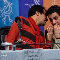 گزارش تصویری تیوال از نشست خبری فیلم دیدن این فیلم جرم است! / عکاس: آرمین احمری | عکس