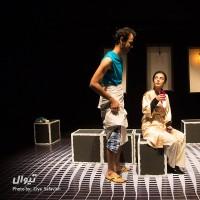 نمایش آپارتمان | گزارش تصویری تیوال از نمایش آپارتمان / عکاس: سید ضیا الدین صفویان | عکس