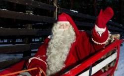 زادگاه بابانوئل در فنلاند | عکس