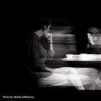 نمایش گستره ی سکوت | عکس