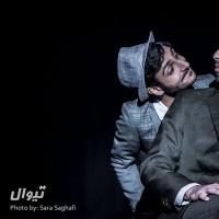 گزارش تصویری تیوال از نمایش پزشک نازنین / عکاس: سارا ثقفی | عکس