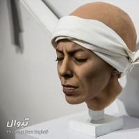 گزارش تصویری نمایشگاه توان گریستن از سویدای جان/عکاس: سارا ثقفی | عکس