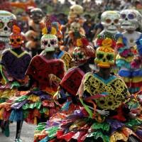 روز مردگان، مکزیک | عکس