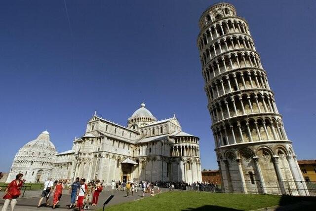 بازگشایی جاذبههای گردشگری ایتالیا پس از ۳ ماه | عکس