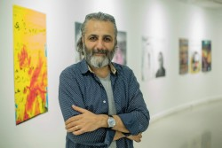 نرگس آبیار: پوسترهای علی باقری مخاطب را به فکر وا می دارد | عکس