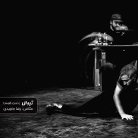 گزارش تصویری تیوال از نمایش لورم ایپسوم / عکاس: رضا جاویدی   عکس