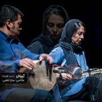 کنسرت از من نشان (گروه آن) | گزارش تصویری تیوال از کنسرت گروه «آن» / عکاس: سارا ثقفی | ساناز ستارزاده - سینا خشک بیجاری - گروه آن