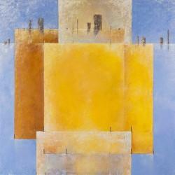 نمایشگاه نقاشیهای یعقوب امدادیان | عکس