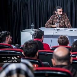 گزارش تصویری تیوال از چهارمین روز سی و ششمین جشنواره فیلم کوتاه تهران (سری نخست)/ عکاس: سارا ثقفی | عکس