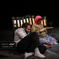 گزارش تصویری تیوال از نمایش واگیر ندارد / عکاس: پریچهر ژیان | عکس