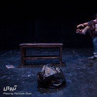 نمایش ستوان آینیشمور | گزارش تصویری تیوال از نمایش ستوان آینیشمور / عکاس: پریچهر ژیان | عکس