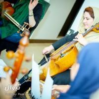 گزارش تصویری تیوال از تمرین گروه تیدا، سری نخست / عکاس: رضا جاویدی | بیتا قاسمی