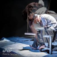 گزارش تصویری تیوال از نمایش پروانه و یوغ / عکاس: سارا ثقفی  | عکس