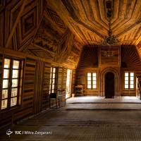 مسجد چوبی | عکس