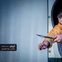 نمایش لابیرنت | گزارش تصویری تیوال از نمایش لابیرنت / عکاس: رضا جاویدی | عکس