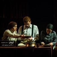 نمایش هفت کودک یهودی | گزارش تصویری تیوال از نمایش هفت کودک یهودی / عکاس: پریچهر ژیان | عکس