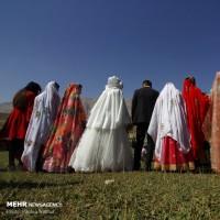 مراسم عروسی سنتی ایل بختیاری | عکس