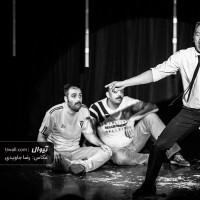 گزارش تصویری تیوال از نمایش پاتریک کلایورت / عکاس: رضا جاویدی | عکس