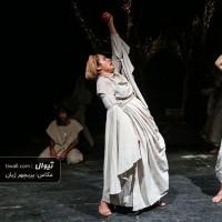گزارش تصویری تیوال از نمایش آئورا / عکاس: پریچهر ژیان   عکس
