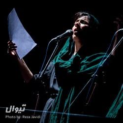 تجربه  علی قمصری در شبشنبههای حافظ، تجربه پنجم | عکس